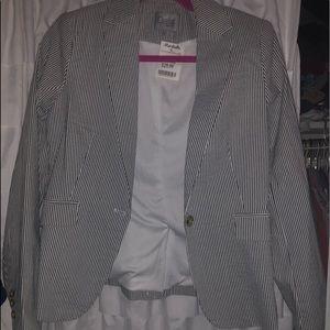 NWT Dalia pinstripe blazer